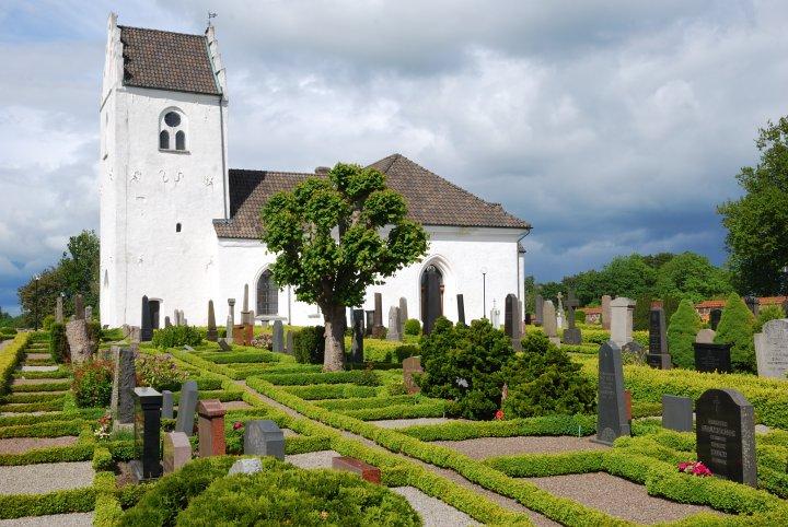 kvistofta kyrka